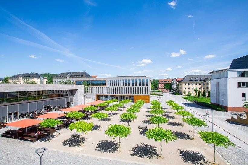 Campus der Hochschule Fulda